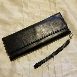 Handbags - Black wristlet/wallet